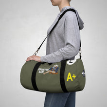 "Load image into Gallery viewer, B-24 ""Fightin' Sam"" Inspired Duffel Bag - I Love a Hangar"