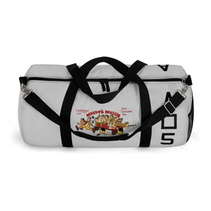 "B-29 ""Waddy's Wagon"" Inspired Duffel Bag - I Love a Hangar"