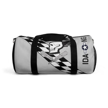 "Load image into Gallery viewer, T-6D Texan ""Hog Wild Gunner"" Inspired Duffel Bag - I Love a Hangar"