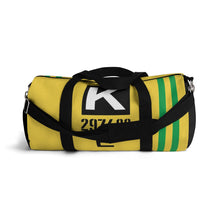 "Load image into Gallery viewer, B-17G ""Fuddy Duddy"" Inspired Duffel Bag - I Love a Hangar"