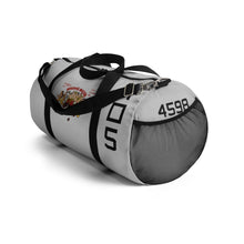 "Load image into Gallery viewer, B-29 ""Waddy's Wagon"" Inspired Duffel Bag - I Love a Hangar"