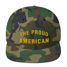 "Load image into Gallery viewer, Douglas A-1 Skyraider ""The Proud American"" Snapback Hat - I Love a Hangar"
