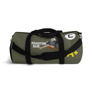 "B-24 ""Fightin' Sam"" Inspired Duffel Bag - I Love a Hangar"