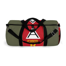 "Load image into Gallery viewer, B-17G ""Nine-O-Nine"" Tribute Duffel Bag - I Love a Hangar"