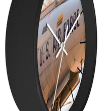 Load image into Gallery viewer, USAF Fighter Jet Wall clock - I Love a Hangar
