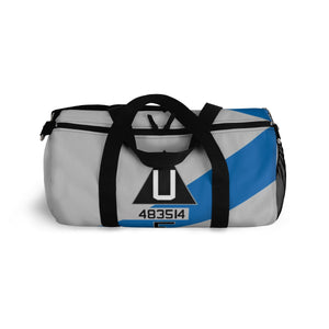 "B-17G ""Sentimental Journey"" Inspired Duffel Bag - I Love a Hangar"