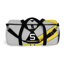 "Load image into Gallery viewer, B-17G ""Satan's Chille'n"" Inspired Duffel Bag - I Love a Hangar"