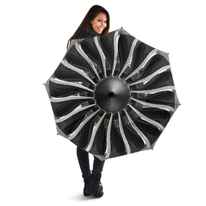 General Electric GEnx Turbofan Umbrella - I Love a Hangar