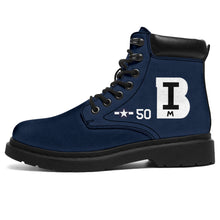 Load image into Gallery viewer, TBM-3E Avenger Block Island Inspired Women's All-Season Boots - I Love a Hangar