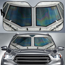 Load image into Gallery viewer, Boeing 747 Auto Sun Shade - I Love a Hangar