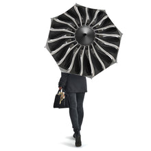 Load image into Gallery viewer, General Electric GEnx Turbofan Umbrella - I Love a Hangar