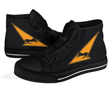 Load image into Gallery viewer, VF-21 Freelancers Inspired Men's High Top Canvas Shoes - I Love a Hangar
