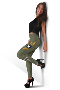 "B-17 ""Memphis Belle"" Leggings - I Love a Hangar"