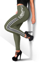 "Load image into Gallery viewer, C-47 ""The SNAFU Special"" Inspired Women's Leggings - I Love a Hangar"