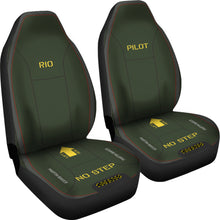 Load image into Gallery viewer, Martin-Baker Inspired Ejection Seat Car Seat Covers - Pilot/RIO - I Love a Hangar