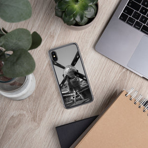 P-51 Mustang iPhone Case - I Love a Hangar