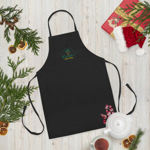 Cane Embroidered Apron - I Love a Hangar