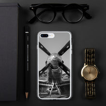 Load image into Gallery viewer, P-51 Mustang iPhone Case - I Love a Hangar