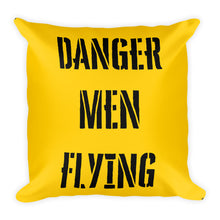 Load image into Gallery viewer, Danger Men Flying Pillow - Print Single Side Print - I Love a Hangar