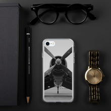 Load image into Gallery viewer, F-4U Corsair iPhone Case - I Love a Hangar