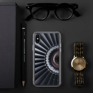Turbofan iPhone Case - I Love a Hangar