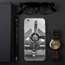 Load image into Gallery viewer, Douglas A-1D Skyraider iPhone Case - I Love a Hangar