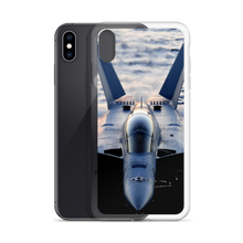 Load image into Gallery viewer, F/A-18 Super Hornet iPhone Case - I Love a Hangar