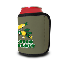 "Load image into Gallery viewer, A-20 ""Green Hornet"" Inspired Custom Can & Bottle Coolers - I Love a Hangar"