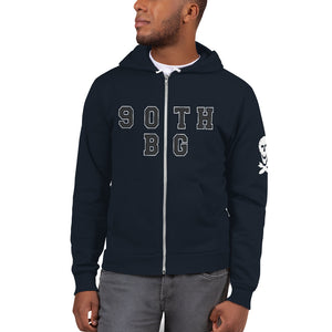 "90th Bombardment Group ""The Jolly Rogers"" Inspired Hoodie Sweater - I Love a Hangar"