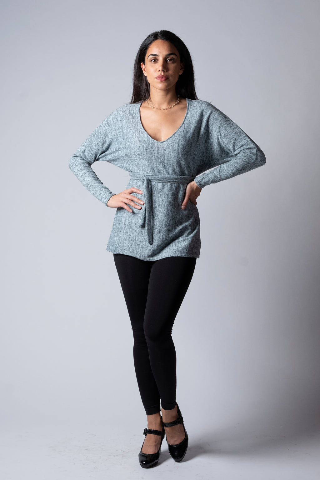 Brianna Batwing Top