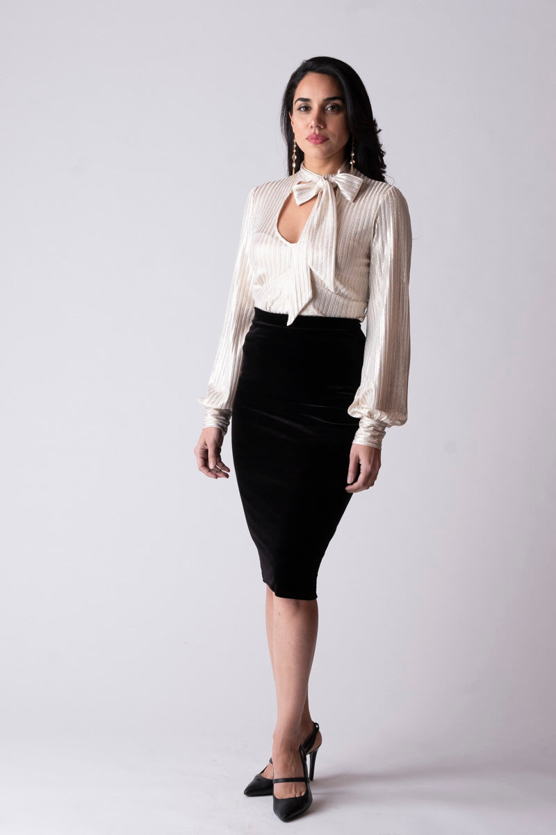 Valerie Pencil Skirt