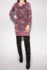 Reversible Sweater Dress