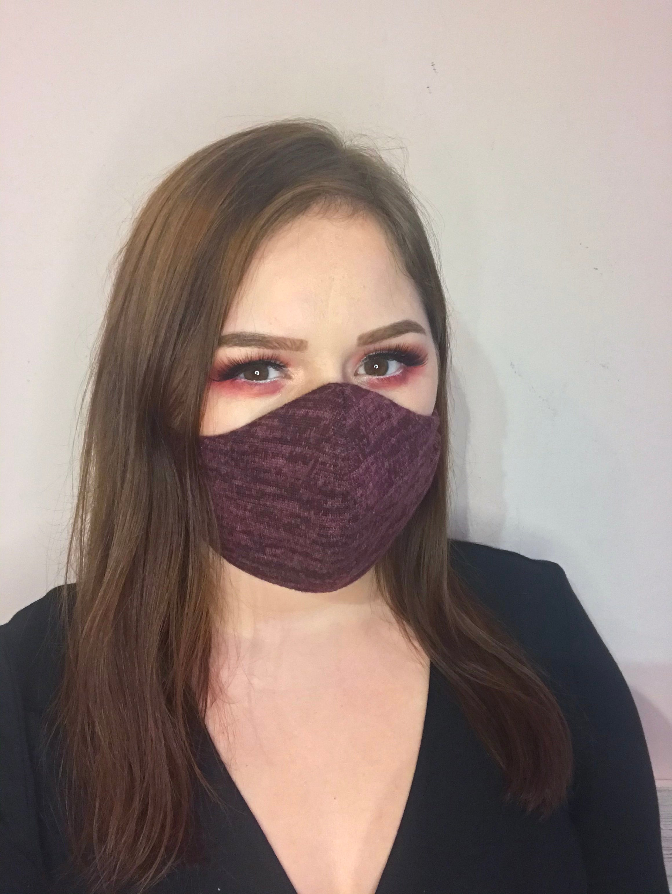 3 Layer Cozy Face Mask