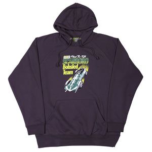 SCARBOROUGH BOBSLED TEAM PULLOVER, CHARCOAL