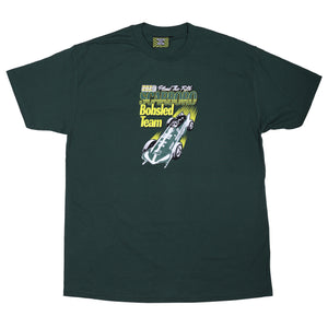 SCARBOROUGH BOBSLED TEAM T-SHIRT | FOREST GREEN