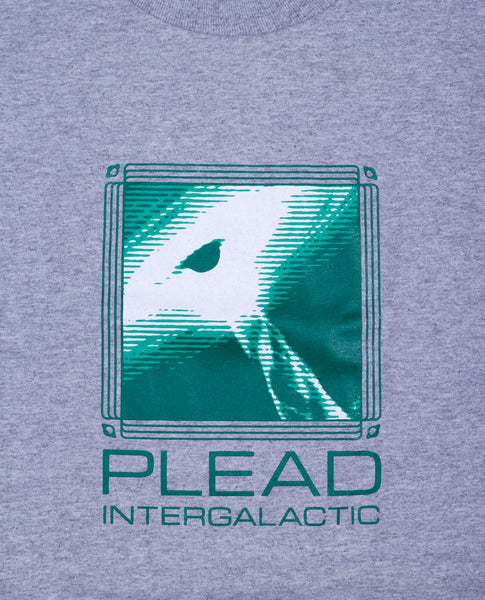 INTERGALACTIC T-SHIRT | ATHLETIC HEATHER