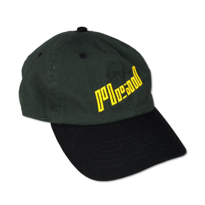 STRATEGY HAT, FOREST / BLACK