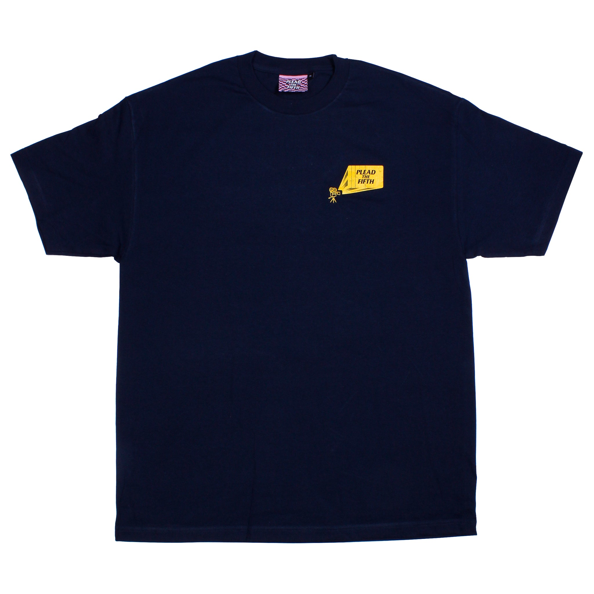 DIRECTORS CUT T-SHIRT | NAVY