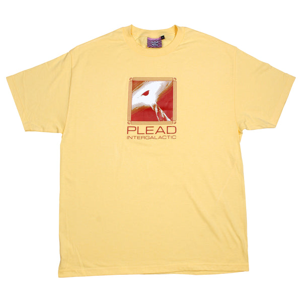 INTERGALACTIC T-SHIRT | BANANA YELLOW