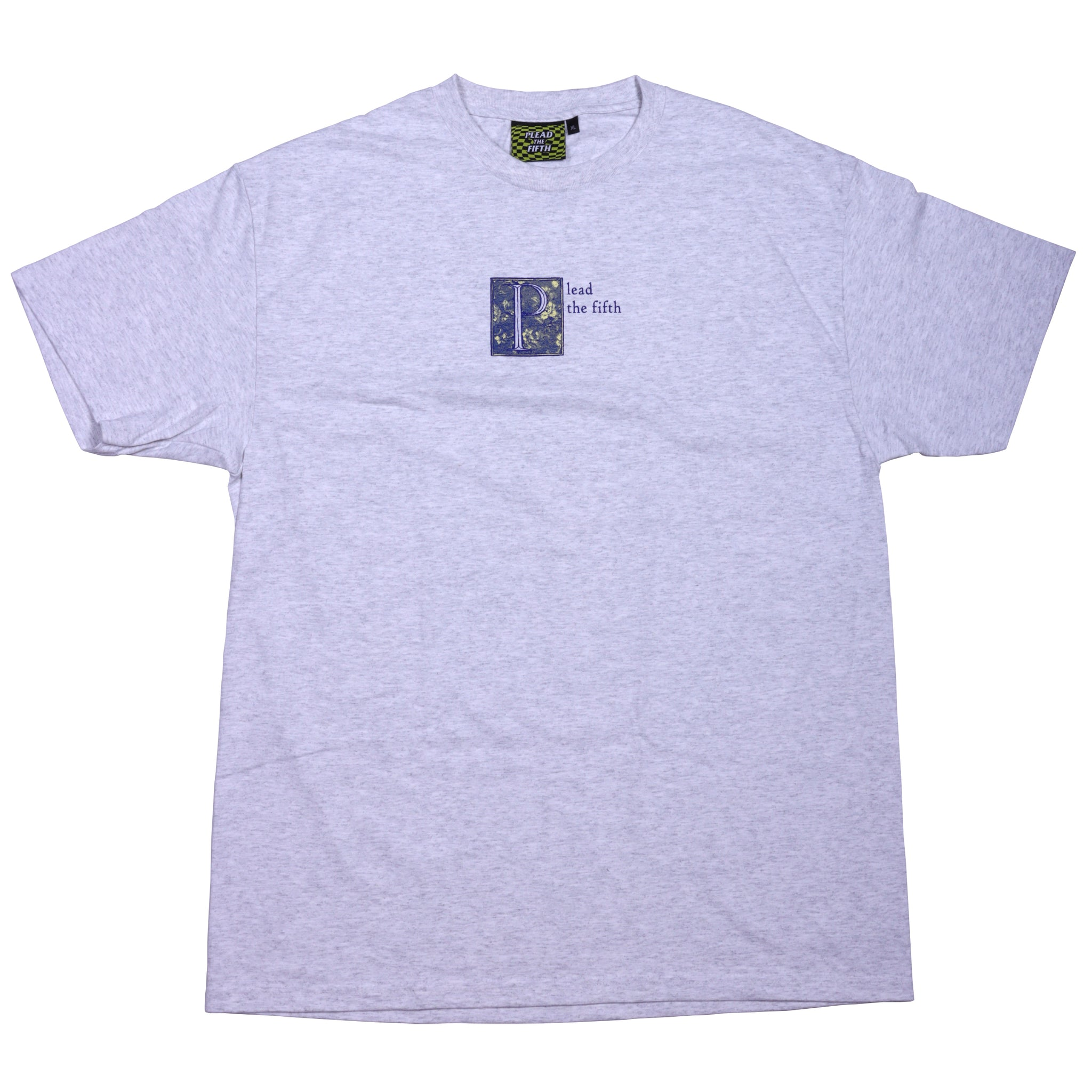 INTRODUCTION TEE | ASH GREY