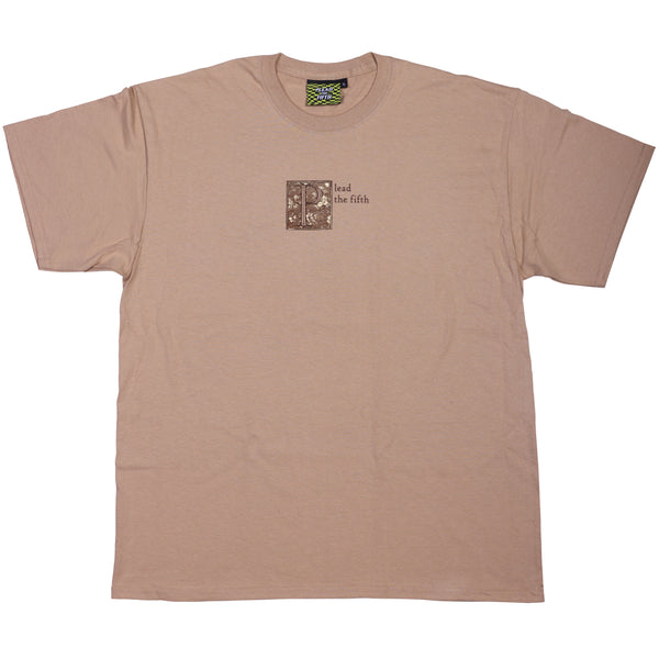 INTRODUCTION TEE | SAND