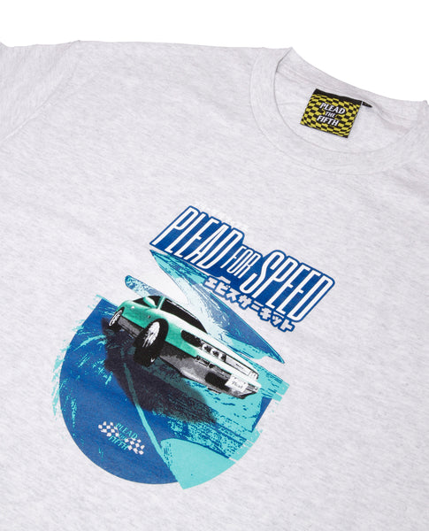 JDM II T-SHIRT | ASH GREY