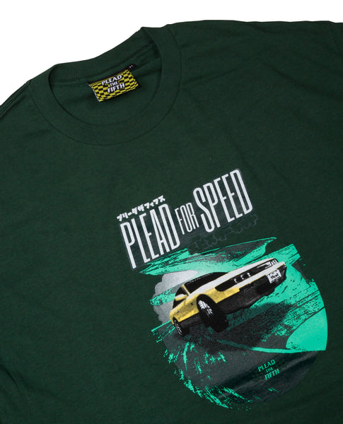 JDM II T-SHIRT | FOREST GREEN