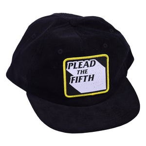 SUPER HAT BLACK | 5 PANEL