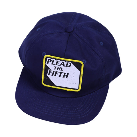 SUPER HAT NAVY | 5 PANEL