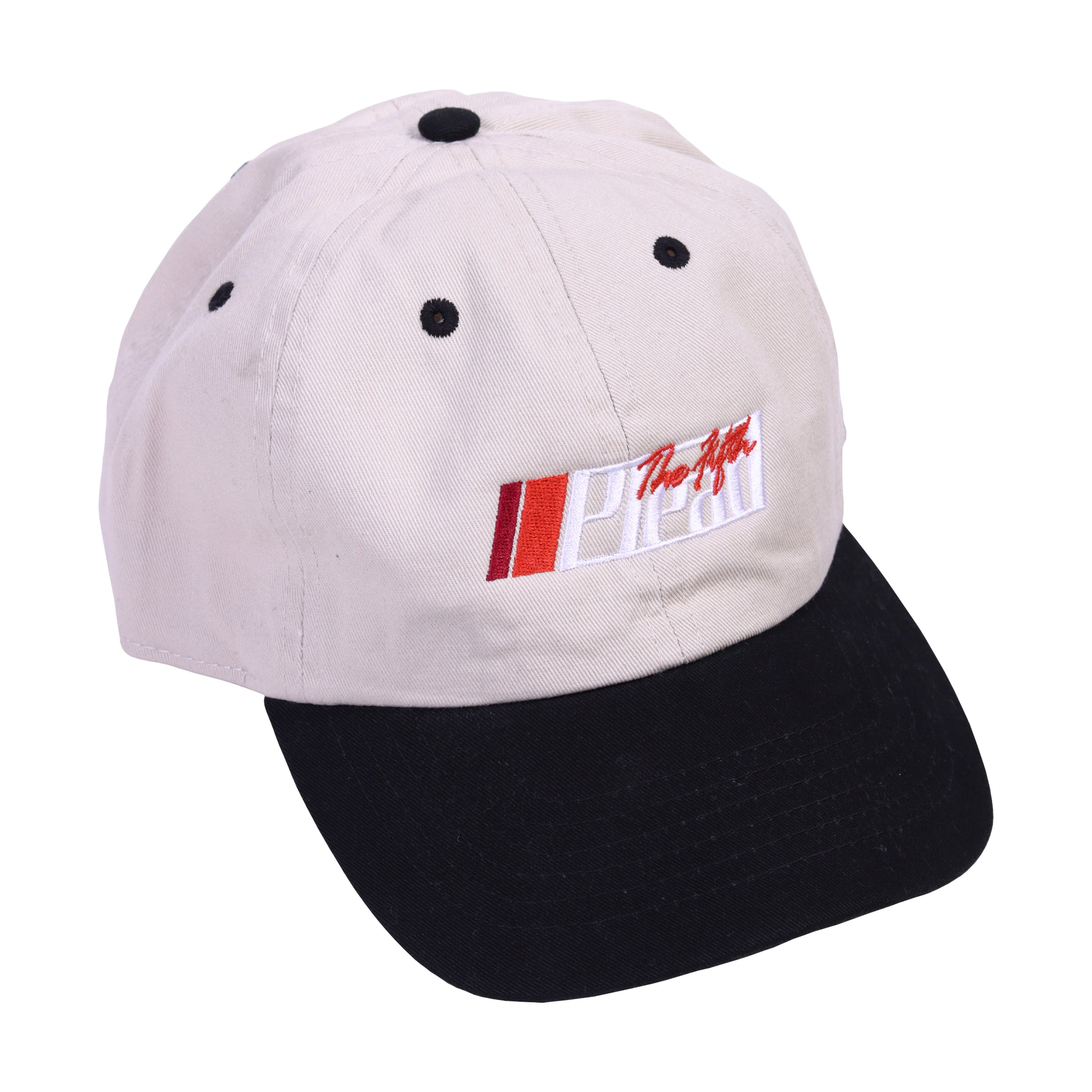 RACE DAY HAT, PUTTY / BLACK