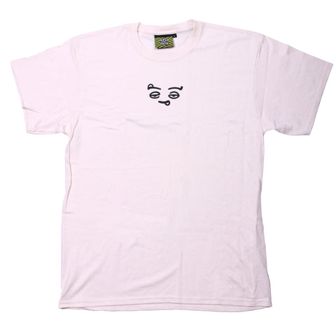SMILEY T-SHIRT | CREAM