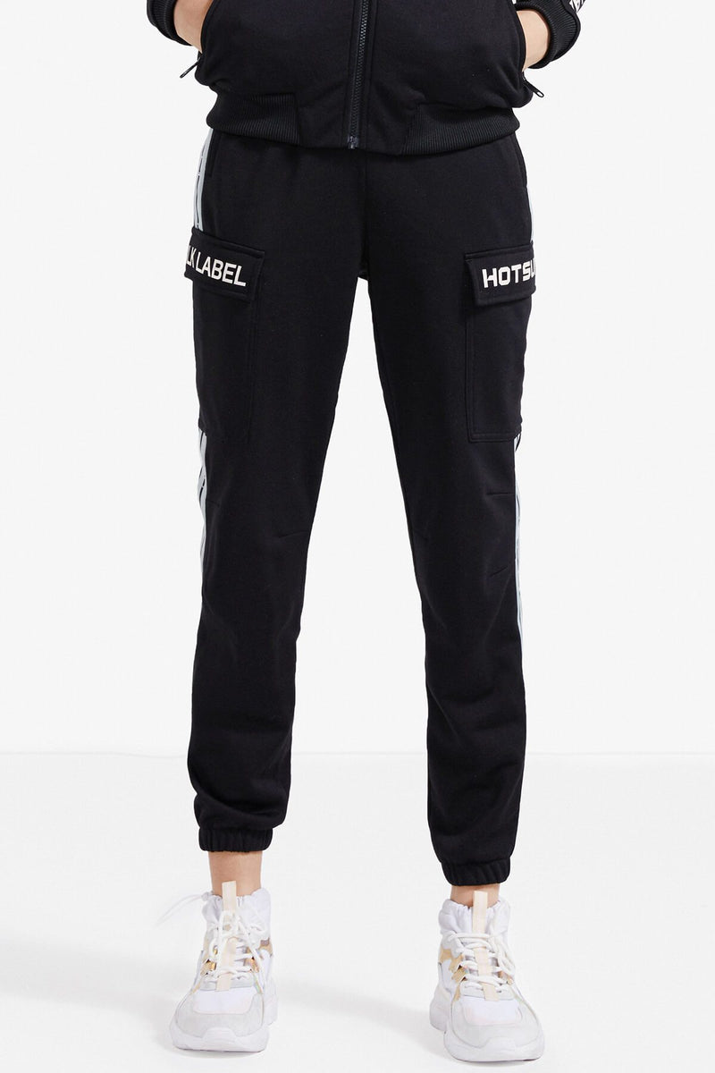 Dopa. Adventurous Girl- Hotsuit Women's Retro Sweatpants 6922003