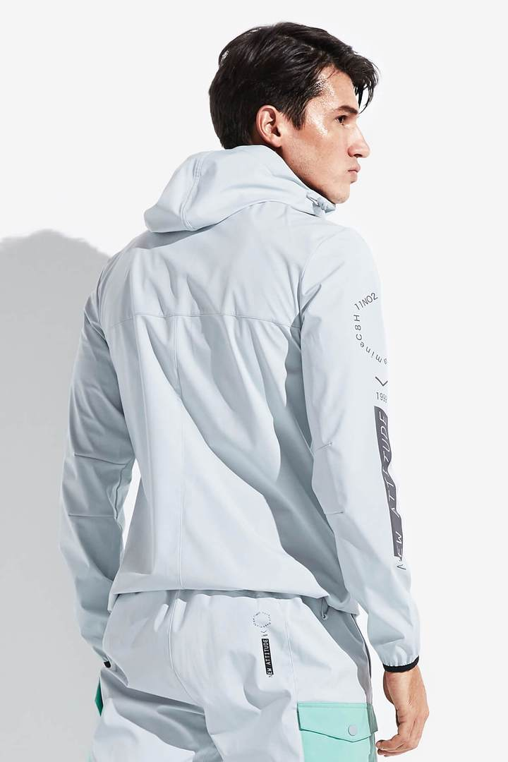 Dopa. Energy Boy - Hotsuit Mens Sauna Jacket 5925001