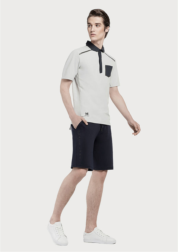 Men's knitted shorts 5728010